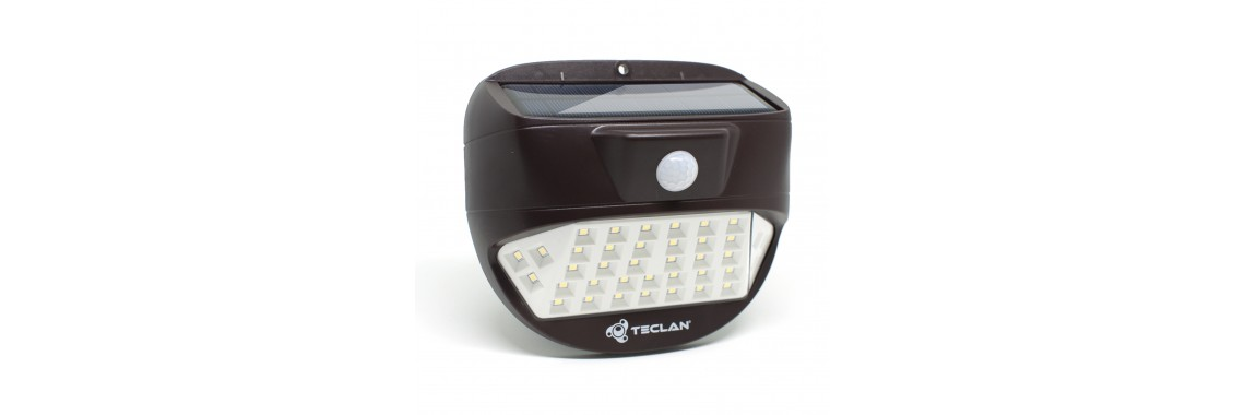 TECLAN Solar Light